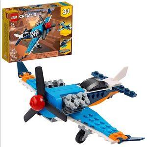 NIB LEGO Creator 3 in 1 Propeller Plane